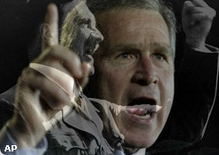 Corea del norte compara a Bush con Hitler